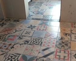 ok carrelage - Soissons- carrelage imitation carreaux ciment